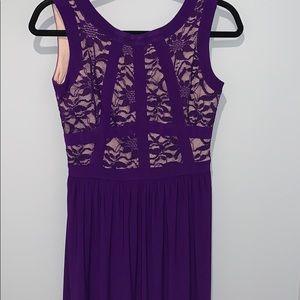 Morgan & Co long long dress